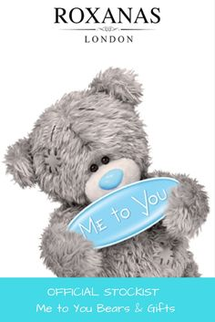 We are a official stockist of Me to You Bears and Gifts