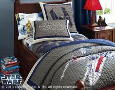 Star Wars: The Empire Strikes Back™ Bedroom