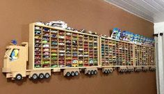 Just A Car Guy : Cool toy car display