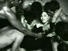 #Madonna's new video is '90s Erotica redux.