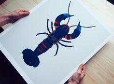 Eggpicnic Alpine Spiny Crayfish