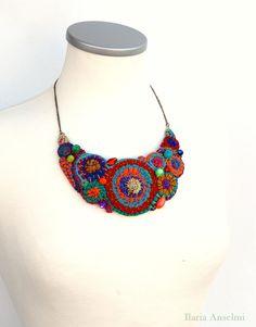Outstanding Crochet: Jewelry