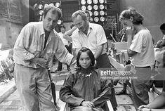 Italian director Bernardo Bertolucci directing a scene in The Last. Bernardo Bertolucci, Last Emperor, Filmmaking, Plays, Costume, In This Moment, Celebrities, Movies, Cinema