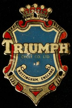 Patternbank stumbled across Bike Geeks Flickr page that contains more than 400 pictures of awesome retro antique bicycle head badges. Such a wealth of Grap
