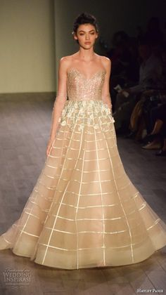 New York Bridal Fashion Week October 2015 Part 3 — JLM Press Show: Hayley Paige, Salt and Honey, Jim Hjelm, Alvina Valenta, Lazaro | Wedding Inspirasi