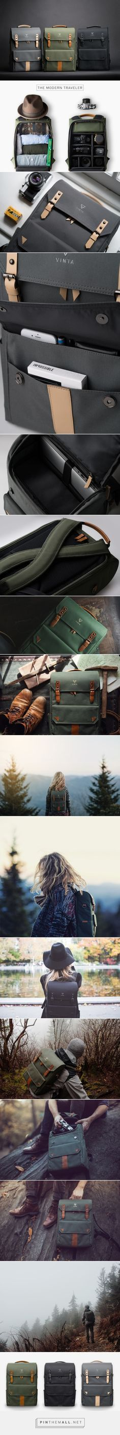 A Travel & Camera Bag for Everyday Adventures