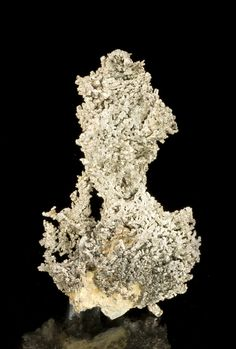 Silver, Ringnes Mine, near Kongsberg, Norway,, Cabinet, 13.2 x 7.4 x 3.1 cm, This large specimen was mined in 1998-1999…