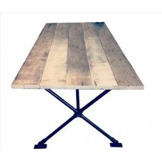 DINING TABLE BY IKON M RECYCLED