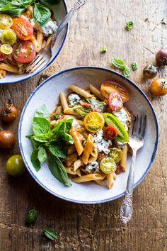 Heirloom Tomato Pomodoro Penne Pasta****