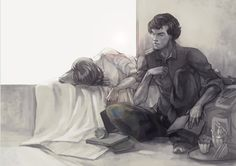 Johnlock (sorry to those of you who don't ship it!!!) << DON'T APOLOGIZE TO THE HATERS JOHNLOCK FOREVER