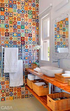 azulejos banheiro