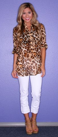 Cheetah Chic   Impressions