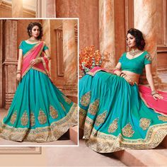 Womens wear new wedding designer lehenga choli indian bollywood dress freeship #Shoppingover #Lehenga #weddingfestival
