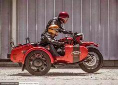 Mercenary Garage: Sidecar