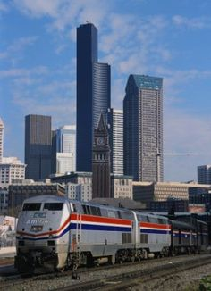 Vacation train ride: Amtrak's Starlight Coast Seattle to San Francisco