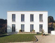 Buchen Staad - Karl Dudler Architekt