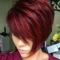 @nothingbutpixies #nothingbutpixies #fiidnt #shorthair #shorthairdontcare #instahair #pixie #pixiecut #redhair #redhead