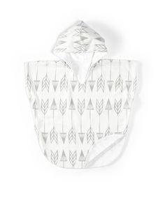 Badponcho ARROWS Grey