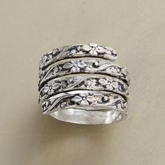 lots of silver rings this fall/winter