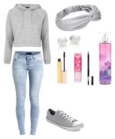 """greying it down "" by briannabutler2468 on Polyvore"