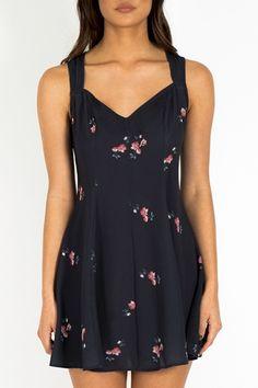 BALLARI MINI DRESS - Dissh $29