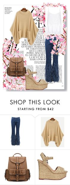 """""""HIPPY"""" by aguiar-pilutti on Polyvore featuring moda, Michael Kors, Charlotte Olympia, Velvet by Graham & Spencer y Whiteley"""