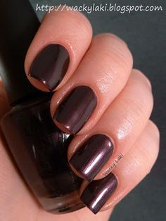 OPI - Holland Collection - Vampsterdam