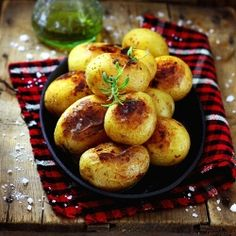 Fondant Potatoes #foodgawker