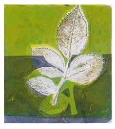 Untitled-3-by Dudley Redhead Gelli Plate Printing, Gelli Arts, Leaf Art, Printmaking, Leaves, Drawings, Prints, Photography, Painting