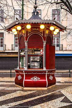Quiosque! / Kiosk! Praça de São Paulo, Lisboa - Portugal
