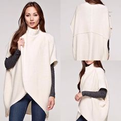 Ashley Funnel Neck Sweater