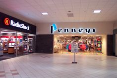 Fremont Mall; Fremont, Nebraska | Labelscar