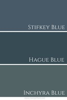 wandfarbe farrow and ball Farrow & Ball Hague Blue - Claire Jefford Lounge Design, Lounge Decor, Lounge Chair, Hotel Lounge, Office Lounge, Inchyra Blue Farrow, Farrow And Ball Inchyra Blue, Farrow Ball, Farrow And Ball Paint