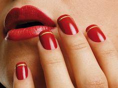 Minha Vida, Beleza Minha: #Unha da semana - vermelho básico
