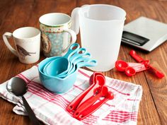 The Best and Most Accurate Way to Measure Wet and Dry Ingredients for Baking