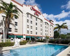 Hampton Inn Fort Lauderdale Airport North Hotel - Outdoor Pool