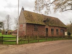 Museumboerderij De Lebbenbrugge bij Borculo