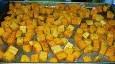 Savory Roasted Butternut Squash Amazing Autumn side dish! Delicious Recipes, Yummy Food, Roasted Butternut Squash, Sweet Potato, Carrots, Side Dishes, Cooking Recipes, Autumn, Baking