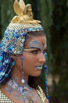Egyptian Beauty ♥♥ #Egypt #Pharoah