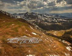 "Premiering this weekend April 2016 on PBS is a brand new documentary series exploring the wonders of the National Parks. ""Heart of the World: Colorado's National Parks"" tells the stories of five of the most amazing parks on the planet, which all happen to be in Colorado. This series is timed perfectly for the"