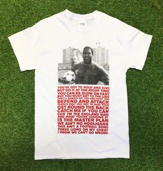 012eeccc1 Cult John Barnes World In Motion Rap 1990 England Football T-Shirt