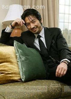 Japanese actor Hiroyuki Sanada   真田広之   Samurai