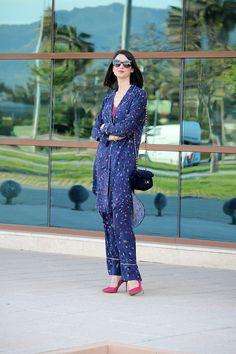 total look pijama