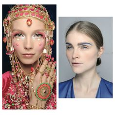 Make-up trends Autumn/Winter 2014/2015