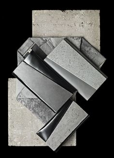 The World's First 'Concrete' Ready-to-Wear And Accessories Collection By IVANKA | http://www.yatzer.com/Concrete-Genesis-Ivanka