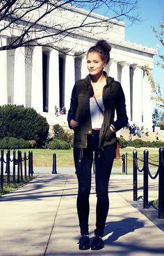 Washington DC (by Petra Karlsson) http://lookbook.nu/look/4235381-Washington-DC