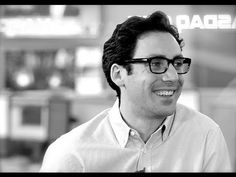 awarded by Fast Company as the Social Capitalist, receiving the Leadership and Social Enterprise Fellow at Wharton School, NEIL BLUMENTHAL makes a difference with Warby Parker Eyewear, selling a pair and donating a pair. Warby Parker, Social Enterprise, Eye Glasses, Eyewear, Cool Style, Retail, Fancy, Sunglasses, People