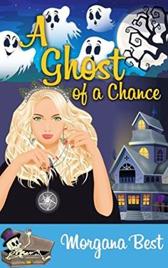 A Ghost of a Chance (Witch Woods Funeral Home Book 1): (Ghost Cozy Mystery series) by Morgana Best http://www.amazon.com/dp/B016E0LBD4/ref=cm_sw_r_pi_dp_fmCVwb02QVD2H