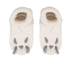 Baby footies with rabbit face... Stella McCartney Kids | Little Vida