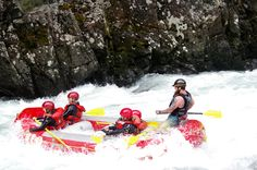 OH Shit! Get DOWN! Hold on! #rafting